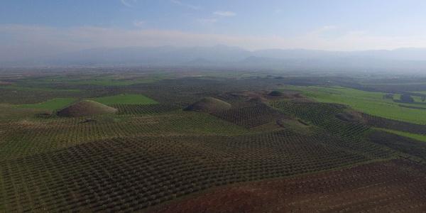 Anadolu'nun Piramitleri; Bin Tepe Tümülüsleri