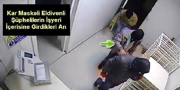 Gaziantep'te marketlerden et ve fıstık çalan 3 şüpheliden biri yakalandı