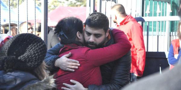 Ankara'da Yüksek Hızlı Tren, kılavuz tren ile çarpıştı: 3'ü makinist 9 kişi öldü, 86 yaralandı