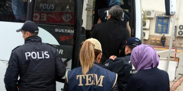 FETÖ'nün 'gaybubet' evlerinde yakalanan 11 şüpheliden 4'ü tutuklandı