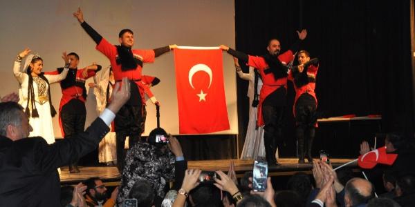 MHP Kars Belediye Başkan Adayı Çetin Nazik Ankara'dan Kars'a geldi