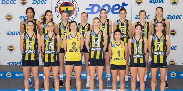 Fenerbahçe'ye yeni sponsor: Opet