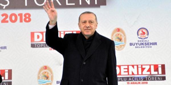 Cumhurbaşkanı Erdoğan: Nerede karalama varsa, CHP orada. İşte Fransa'da sarı yelekliler var, CHP orada, PKK orada