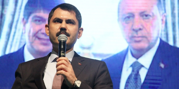 Bakan Kurum: Bizim amacımız tüm Türkiye ve tüm Antalya'da mülkiyet problemlerini çözmek. Mülkiyete ilişkin sorunları etap etap çözeceğiz
