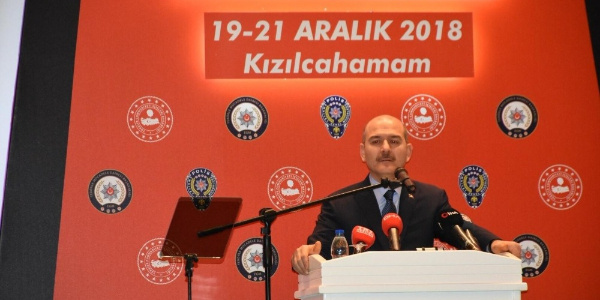 İçişleri Bakanı Süleyman Soylu: 347 terör eylemini oluşmadan engelledik