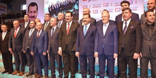 Cumhur İttifakı'nın Balıkesir adaylarının tanıtımı yapıldı