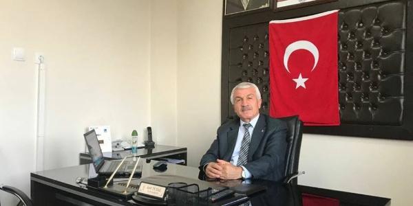 AK Parti Akçadağ Belediyesi'nden toplu istifa