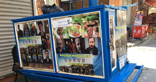 Show TV'nin reyting rekortmeni dizisi Çukur Balat esnafının kesesini doldurdu