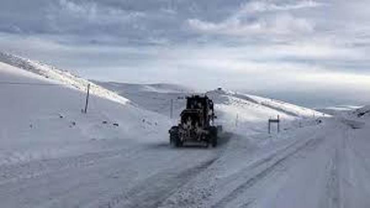 Meteorolojiden doğu illeri için buzlanma ve çığ uyarısı