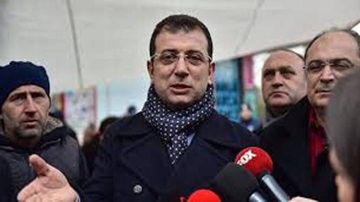"""Ekrem İmamoğlu: """"İstanbul'u hasta ettiler, iyi etmeye geldik"""""""