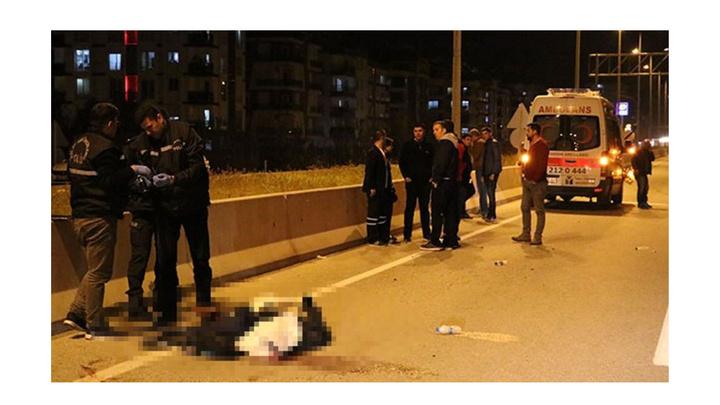 Antalya'da ambulansın çarptığı öğretmen hayatını kaybetti