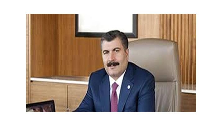 """Sağlık Bakanı Fahrettin Koca: """"Geleceğin dünyasının hastaneleri yükseliyor"""""""
