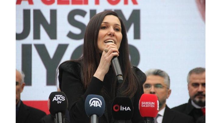 """Çiğdem Karaaslan: """"Cumhur İttifakı 15 Temmuz'da meydanda kuruldu"""""""