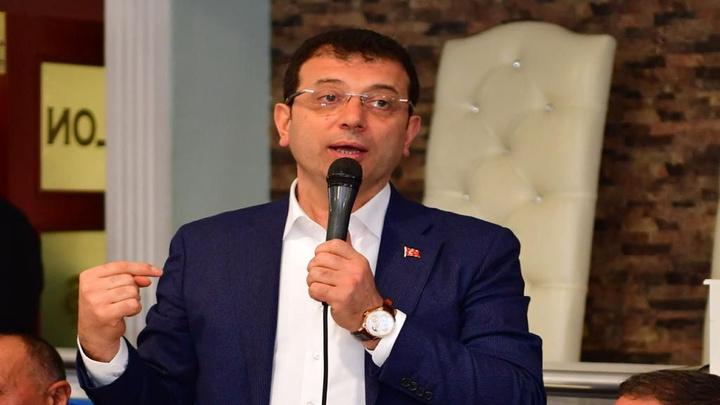 """İmamoğlu: """"Şişli'nin gördüğü en güzel belediyeciliği size sunacağız"""""""
