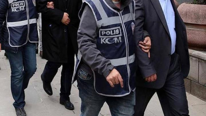 Bolu merkezli  FETÖ operasyonu: 10 gözaltı