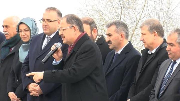 Mehmet Özhaseki: Bir proje dahi şu ana kadar söyleyemediler