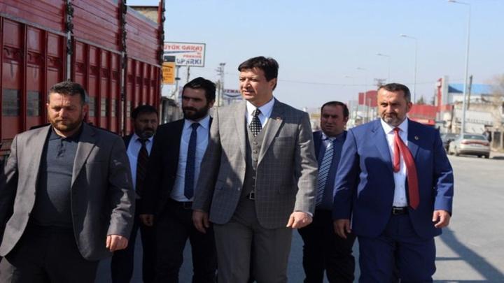 """SP'li Mahmut Arıkan; """"AK Partililerden büyük destek görüyoruz"""""""