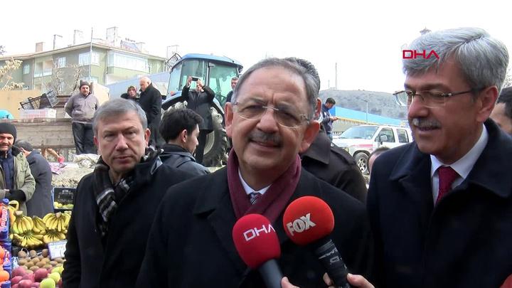 Mehmet Özhaseki: Ankara'ya adaysanız projelerinizle geleceksiniz