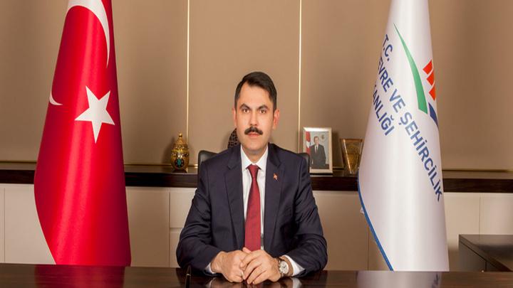 """Bakan Murat Kurum: """"Birinci derecede sit alanlarında imar barışına müsaade etmeyeceğiz"""""""