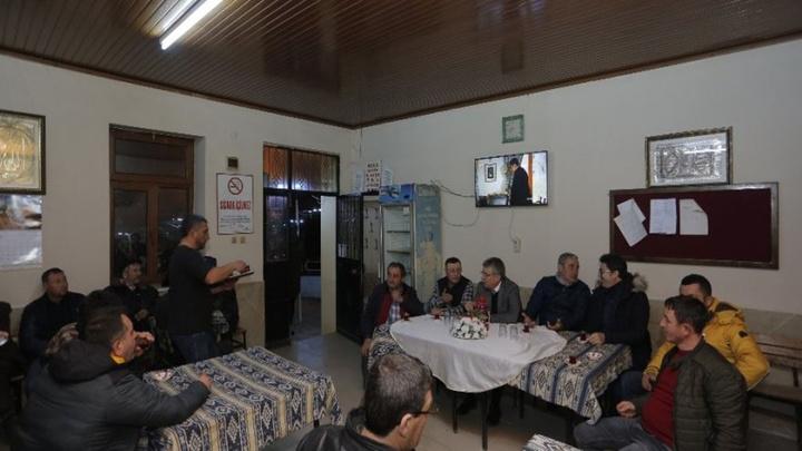 Chp'li Başkan Adayı Arslan ''Laf-ı güzaf konuşmak kolay. Biz gönül insanıyız, hizmet insanıyız!''