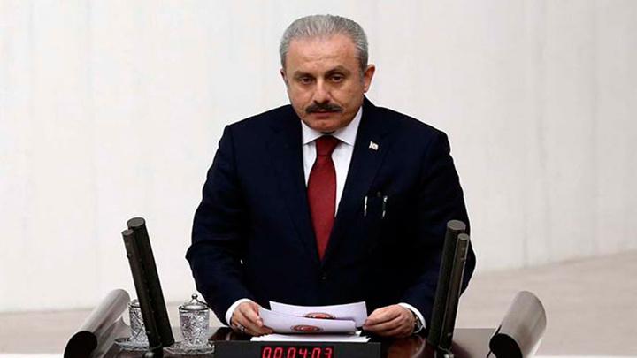 TBMM Başkanı Şentop, ilk ziyaretinimemleketi Tekirdağ'a yapacak