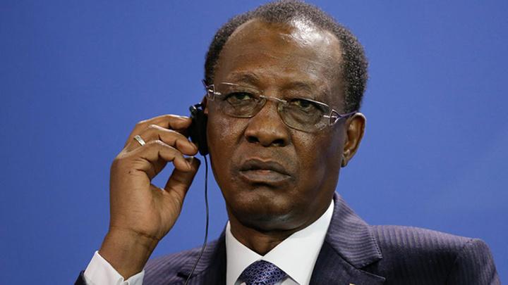 Çad Cumhurbaşkanı Idriss Deby Itno Anıtkabir'i ziyaret etti