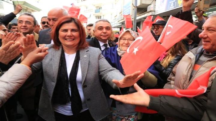 Çerçioğlu ve Tuncel, Söke seçim ofisinin açılışını birlikte yaptılar