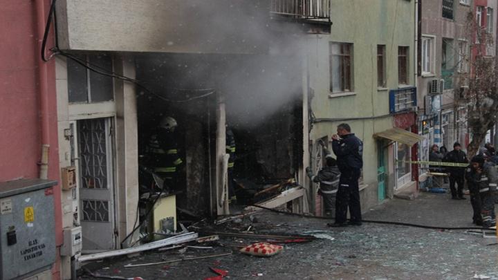 Eskişehir'de bir atölyede meydana gelen patlamada 1 kişi hayatını kaybetti