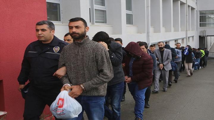 Adana merkezli 7 ilde dolandırıcılık operasyonu: 35 şüpheli gözaltına alındı
