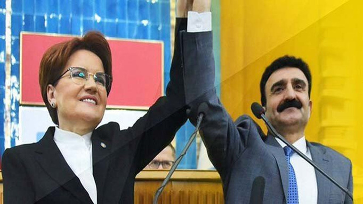 İYİ Parti Muş Belediye Başkan adayı Erkan Çelikoğlu, adaylıktan istifa etti