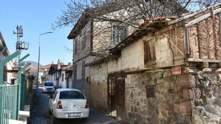 Amasya'da sokak ortasında cinayet