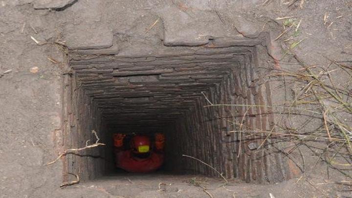 Kırklareli'de bir çiftçi tarlasında tarihi su tünelleri buldu, 1'inci Derece Arkeolojik SİT alanı ilan edildi