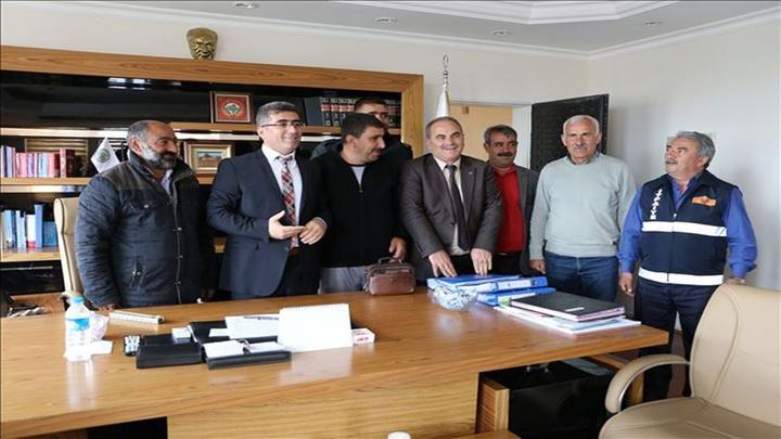 Varto Belediyesi ile Hizmet-İş Sendikası arasında 'toplu iş sözleşmesi' imzalandı