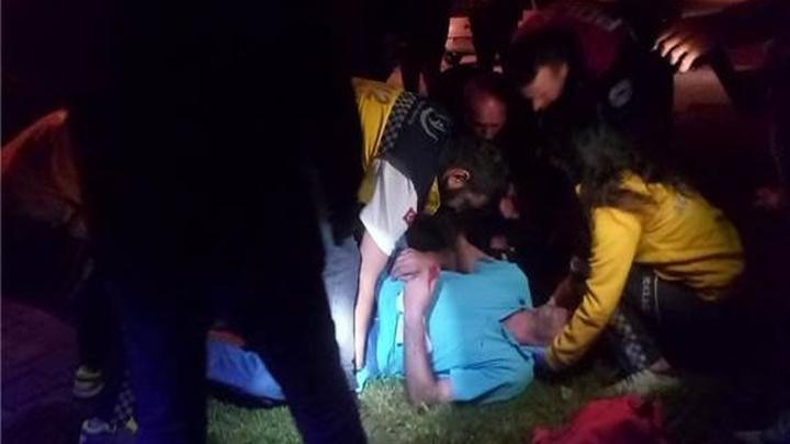 İnegöl'de 15 yaşındaki çocuk sokak ortasında defalarca bıçaklandı