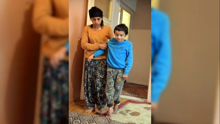 9 yaşındaki kas erimesi hastası İbrahim okula gitmek istiyor