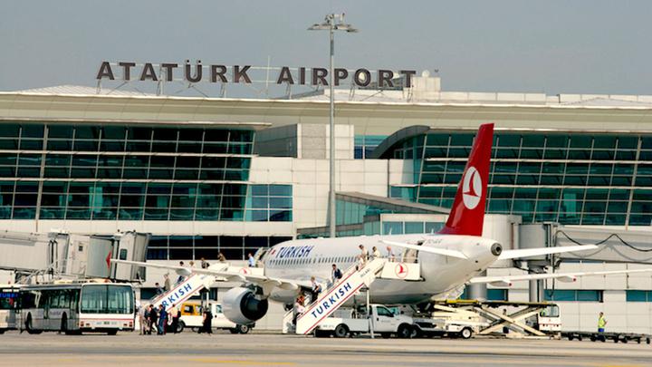 Suudi Arabistan'a ait uçağın motorunda yakıt sızıntısı olması nedeniyle sefer iptal edildi