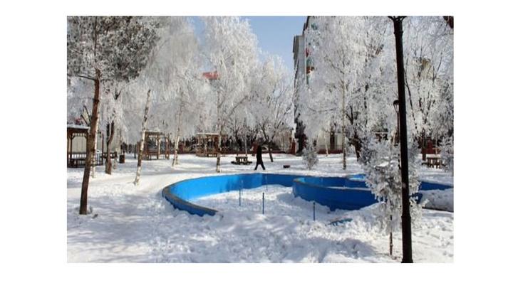 Türkiye'nin en soğuk ili: Ardahan