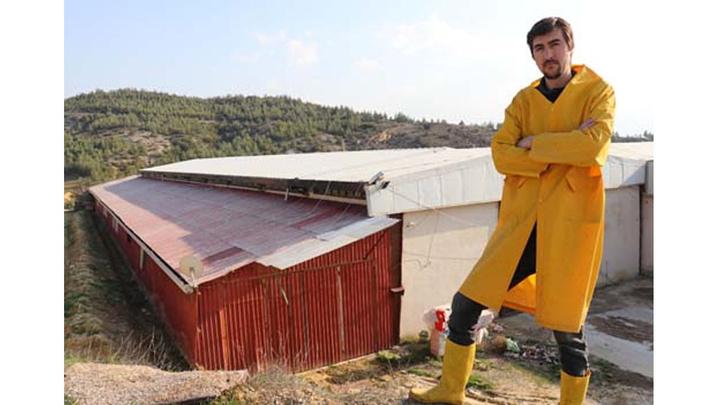 Denizli'de yaşayan memur istifa etti, solucan gübresi üreticiliğine başladı