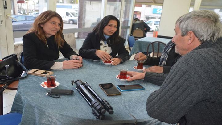 Didim'in kadın girişimci muhtar adayları seçim çalışmalarına devam ediyor