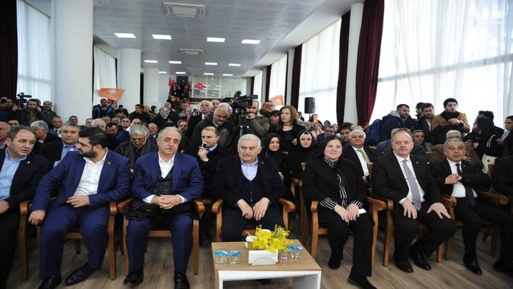 AK Parti İstanbul Büyükşehir Belediye Başkan Adayı  Binali Yıldırım : Adalar'ı en iyi bir Adalı yönetir
