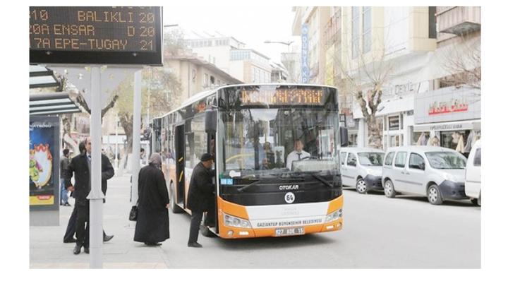 Gaziantep Belediyesi'nden Beykent ile Karataş hattına 22 yeni otobüs