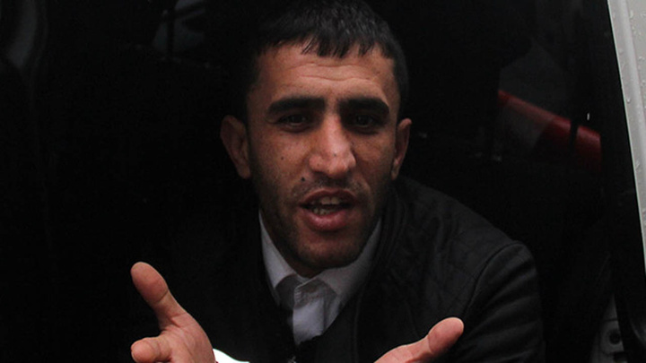 """Adana'da hırsızlık yapan yapan zanlı yakalanınca """"parayı çalmadım, buldum"""" dedi"""
