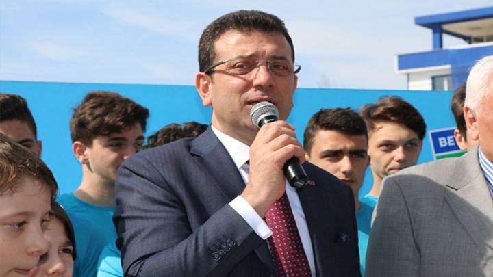 CHP İstanbul Büyükşehir Belediye Başkan Adayı Ekrem İmamoğlu Beylikdüzü'nde 3 farklı noktanın açılışını yaptı
