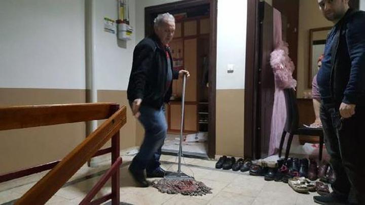 Trabzon'da uzaklaştırma süresi bittikten sonra kayınvalidesini öldürüp, eşini yaralamış