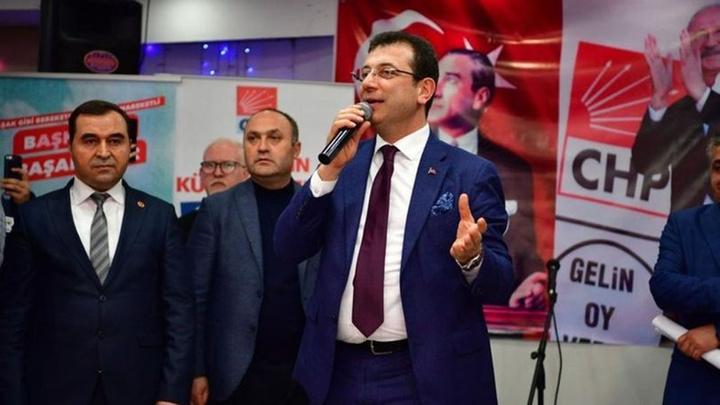 CHP İstanbul Büyükşehir Belediye Başkan adayı Ekrem İmamoğlu: Siz 1 gün sandığa sahip çıkın, ben size 5 sene hizmet edeyim