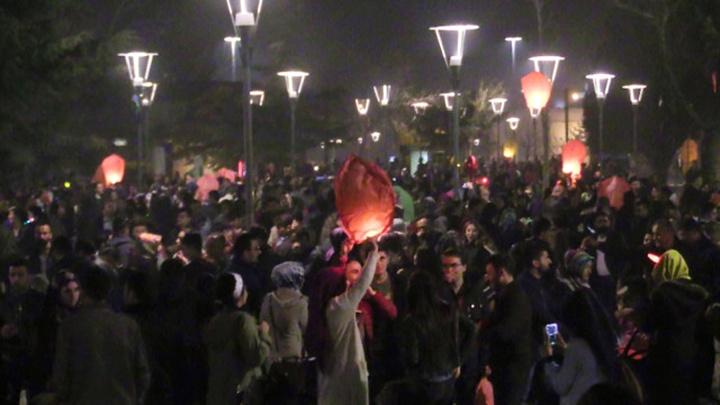 Konya'da 'Şivlilik' coşkusu