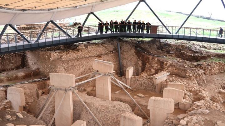 Göbeklitepe'nin açılışı Cumhurbaşkanı Recep Tayyip Erdoğan tarafından gerçekleştirilecek