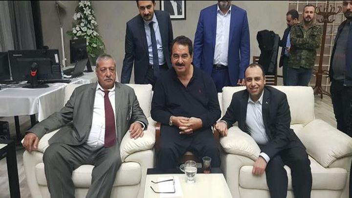 İbrahim Tatlıses, Cumhurbaşkanı Recep Tayyip Erdoğan'ın mitingine ve Göbeklitepe açılışına katılmak için Şanlıurfa'ya geldi