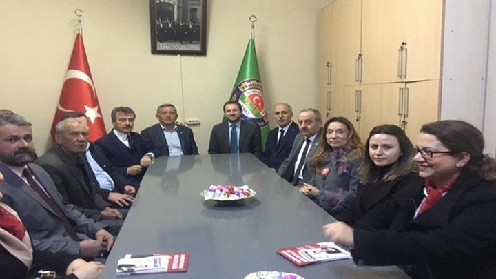 AK Parti Bursa Milletvekili Ahmet Kılıç, çiftçilere sulama suyu fiyatlarında indirim müjdesi verdi