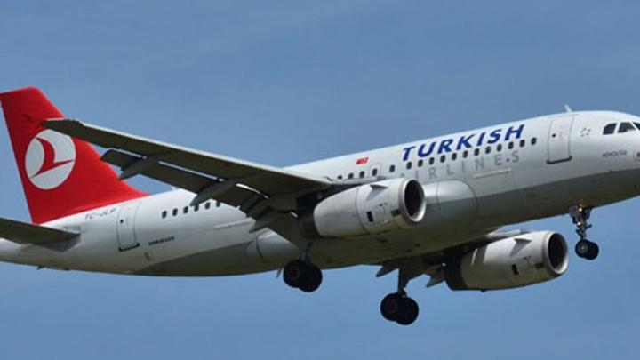 THY uçağı İstanbul- New York seferini yapan yolcu  türbülansa girdi: 28 yolcu ve 2 kabin memuru yaralandı